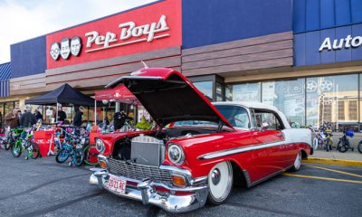 Pep Boys Toy Drive