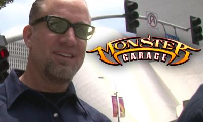 Monster Garage Jesse James