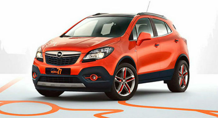 2017 opel mokka automobile magazine. Black Bedroom Furniture Sets. Home Design Ideas