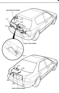Repair User : Honda Civic Repair Manual Years 1996 To 2000