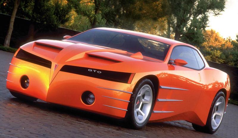 2018 Pontiac GTO Rumors News Interior