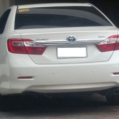 All New Camry Philippines Hybrid 2019 Toyota 2014 Car For Sale Metro Manila