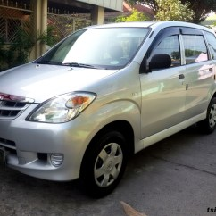 Grand New Avanza Silver Metallic Kopling Toyota 2009 Car For Sale Metro Manila 1