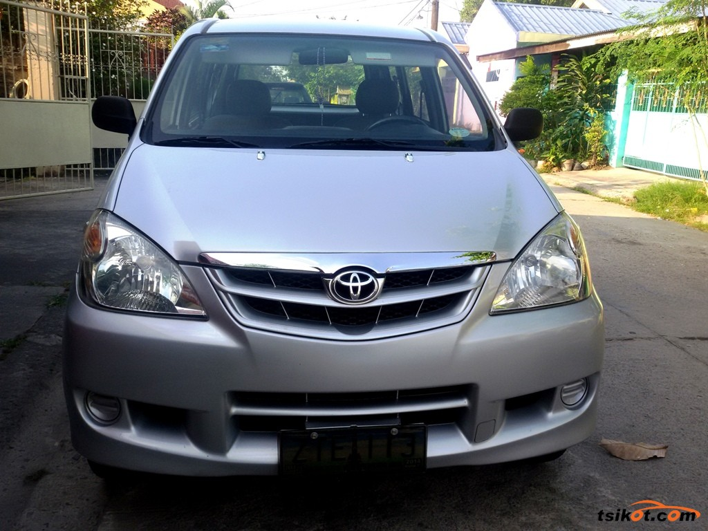 grand new avanza silver metallic list grill veloz toyota 2009 car for sale metro manila 2