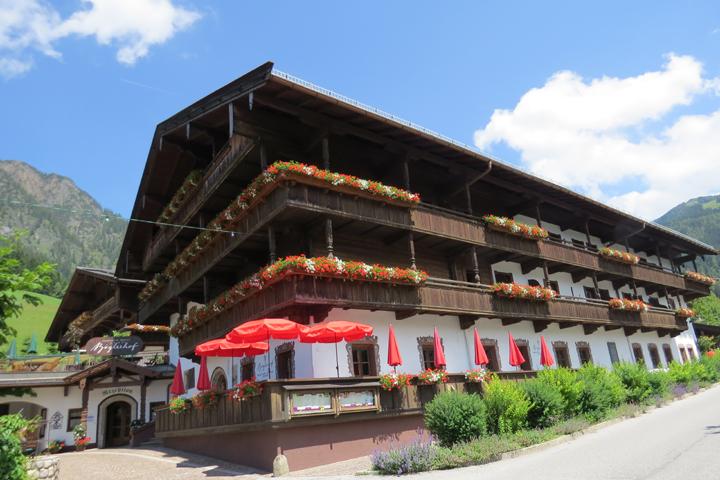 El elegante Romantik Hotel Boglerhof en Alpbach