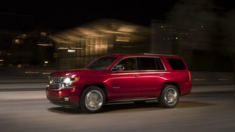 2017 Chevrolet Tahoe Design Inteiror Exterior Price
