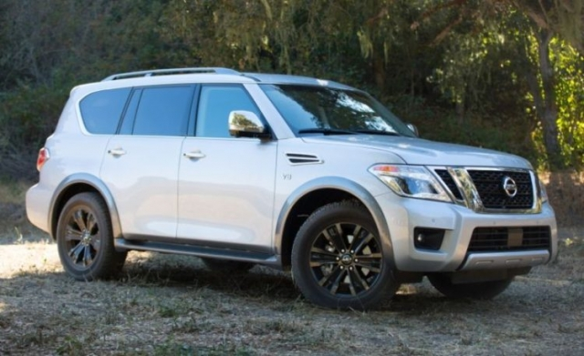 2018 Nissan Armada SUV Whats Left To Upgrade