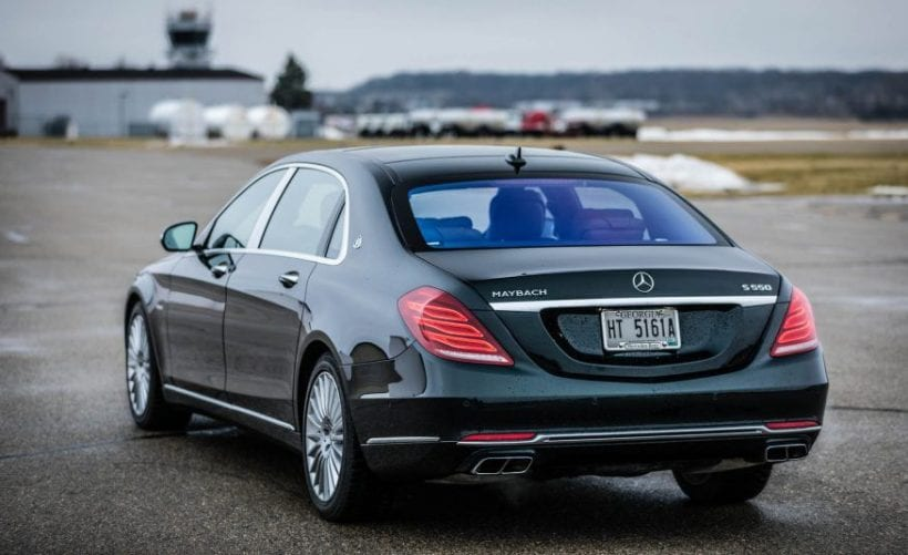 2017 Mercedes Maybach S550 Specs Review Release Date