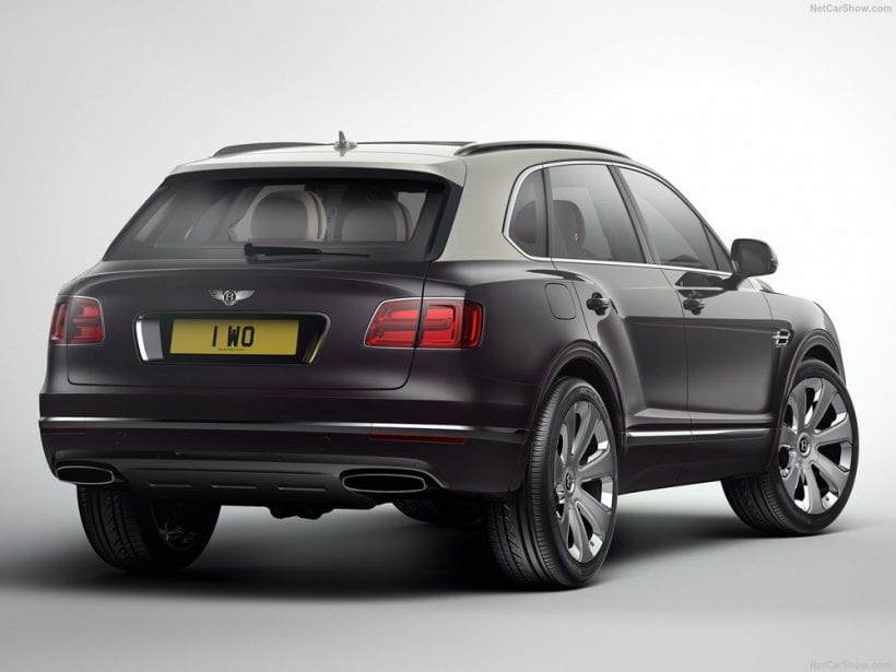 2018 Bentley Bentayga Mulliner Design, Performance