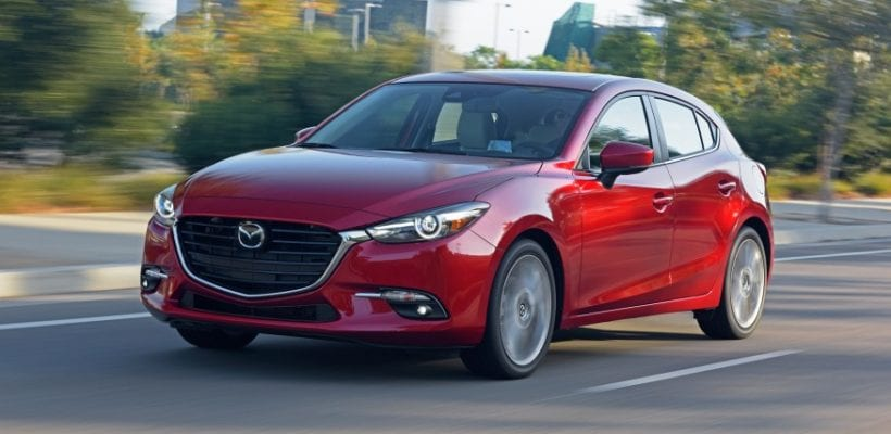 2018 Mazda 3  A True Car Revolution