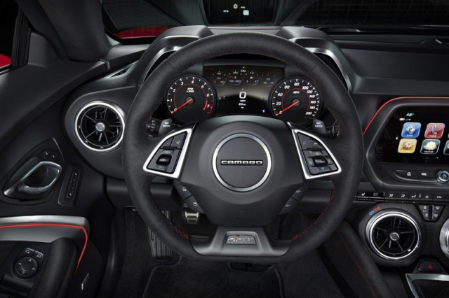 2018 Hennessey Exorcist Camaro ZL1 Design Specs