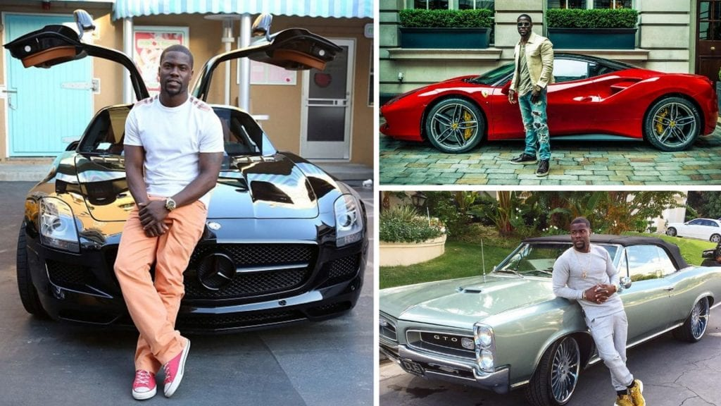 Kevin Harts Car Collection  Celebrity Cars