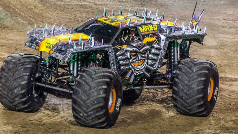 15 Renowned Monster Trucks (2018