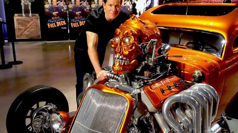 Jeff Dunham Has Awesome Car Collection