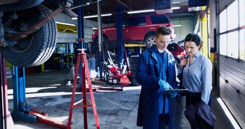 Things That Can Help Your Auto Repair Business Car