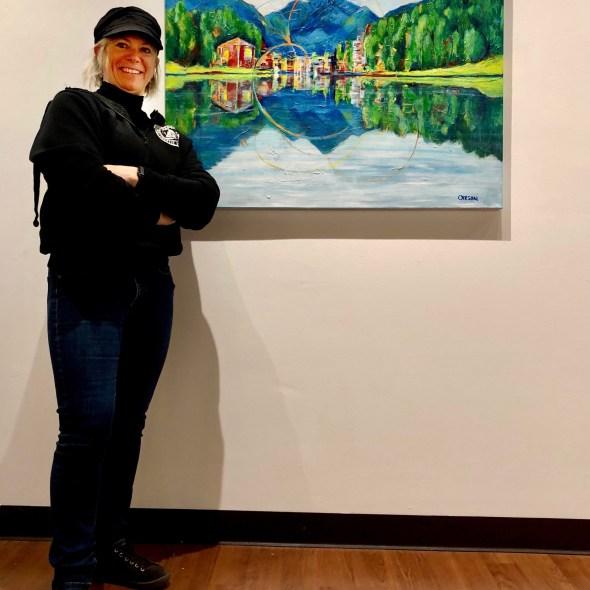 Susan Carson artist