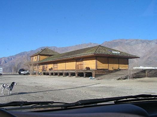 Lone Pine Standard Gauge Station