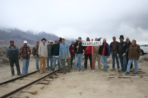 The 2009 construction crew.