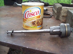 The key to flue rolling, Crisco