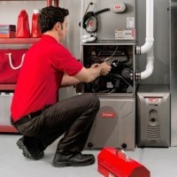 Hawkins Heating & Air | Furnace Install