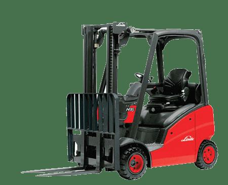 Class IV Linde Forklift Carson Material Handling