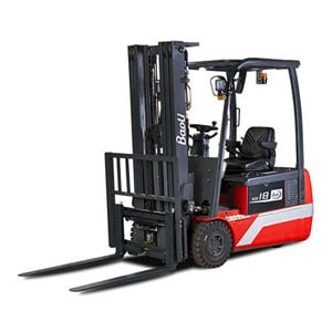 Baoli Electric Counterbalance Sit-Down Truck Linde Forklift Carson Material Handling