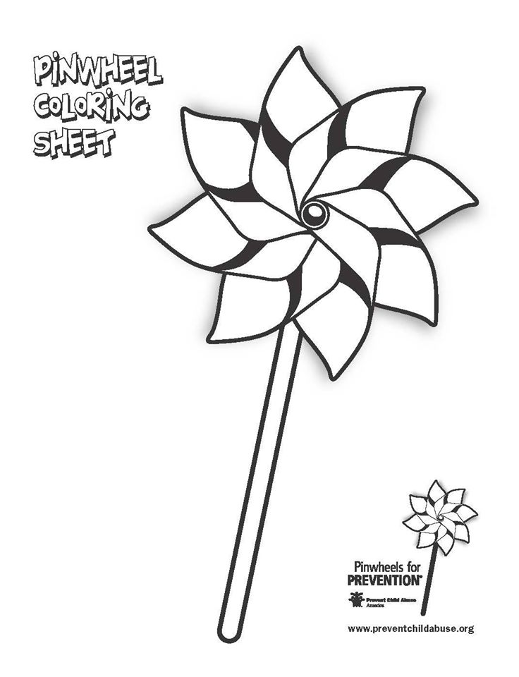 Family Support Council Of Douglas County Hosts Pinwheel
