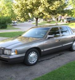cadillac deville vii 1994 1999 sedan outstanding cars custom rims for a 99 deville 99 deville [ 1600 x 1200 Pixel ]