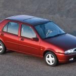 Ford Fiesta Mk4 1995 1999 Hatchback 3 Door Outstanding Cars