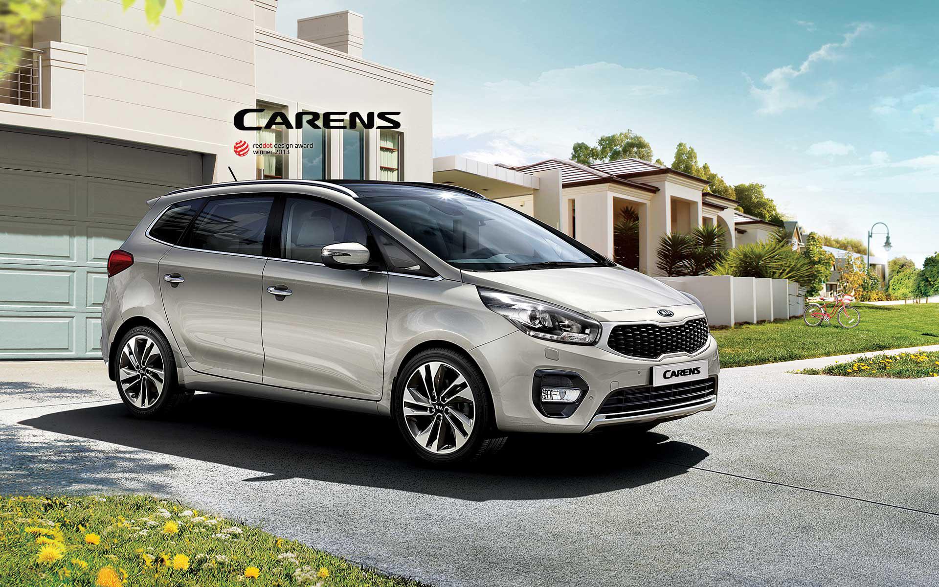 Kia Carens III (RP) 2013 - now Compact MPV :: OUTSTANDING CARS