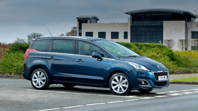 Peugeot 5008 I Restyling 2013 Now Minivan Outstanding Cars