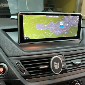 CAR TABLET  BMW X1 E84 Android Multimediale
