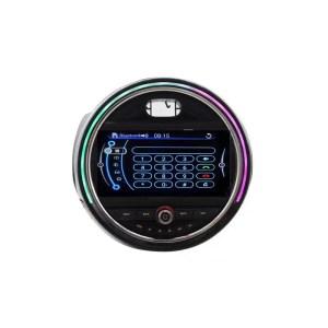 AUTORADIO NAVIGATORE MINI COOPER F55 F56 F60 DAL 2014 9″ANDROID 9 WIFI 4GB RAM 16 GB ROM + JOYSTICK OMAGGIO