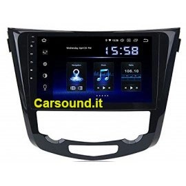 "10.2 ""schermo IPS Android 10 Carplay per Nissan x-trail T32 Qashqai j11 Radio dal 2014 al luetooth2019 B"