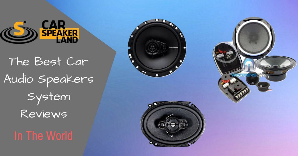 HOT】Best Car Speakers For Sound Quality » Car Speakers Reviews