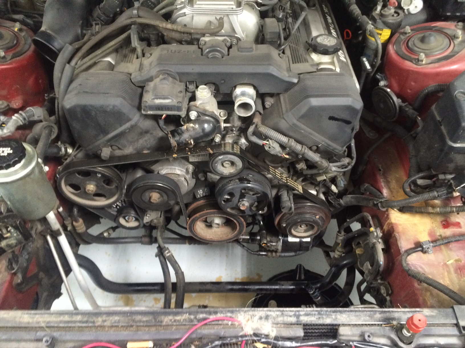 hight resolution of 1993 lexus sc 400 serpentine belt routing and timing belt diagrams 1992 sc400 timing belt 1993
