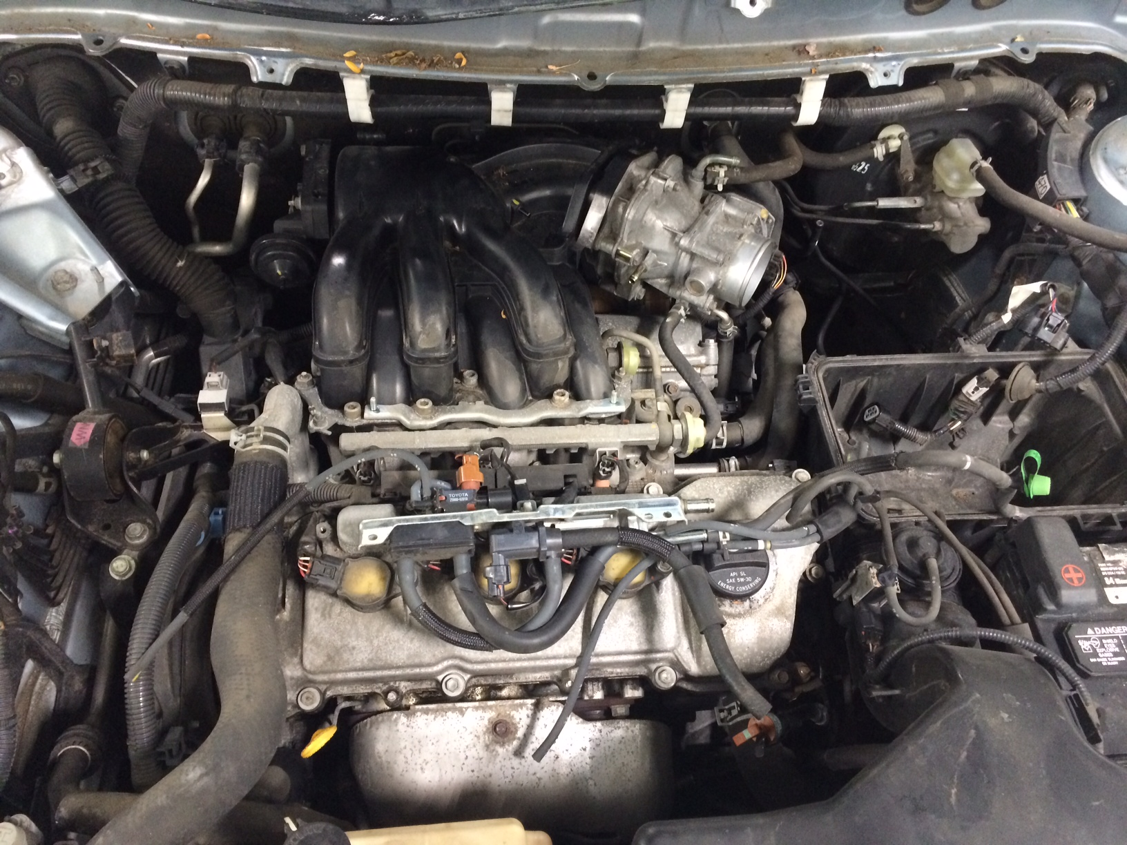 RX330 Valve Cover Gaskets