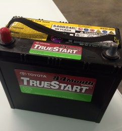 replacing your prius s 12 volt auxiliary starting battery  [ 1200 x 900 Pixel ]