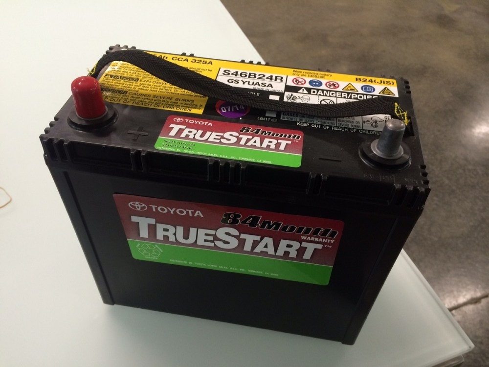 medium resolution of replacing your prius s 12 volt auxiliary starting battery