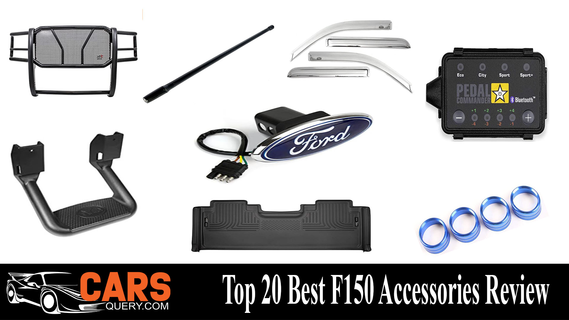 Top 20 Ford F150 Accessories
