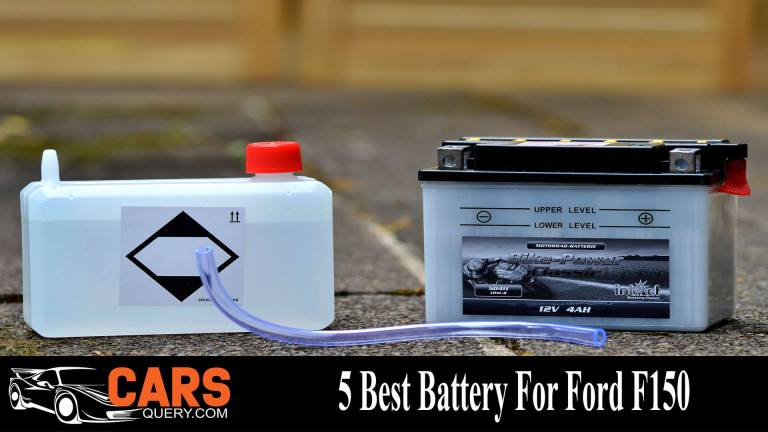 5 Best Battery for Ford F-150 Review and Buyer's Guide