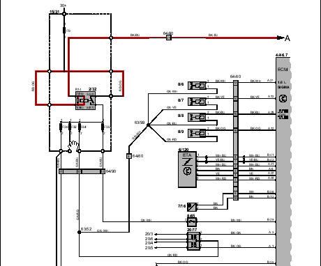 Ремонт автомобиля Volvo Wiring Diagrams 2007\