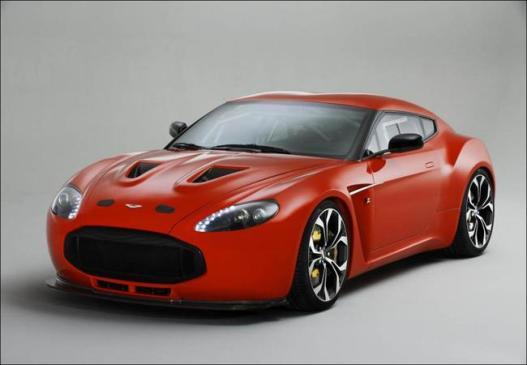 Aston Martin Zagato Price