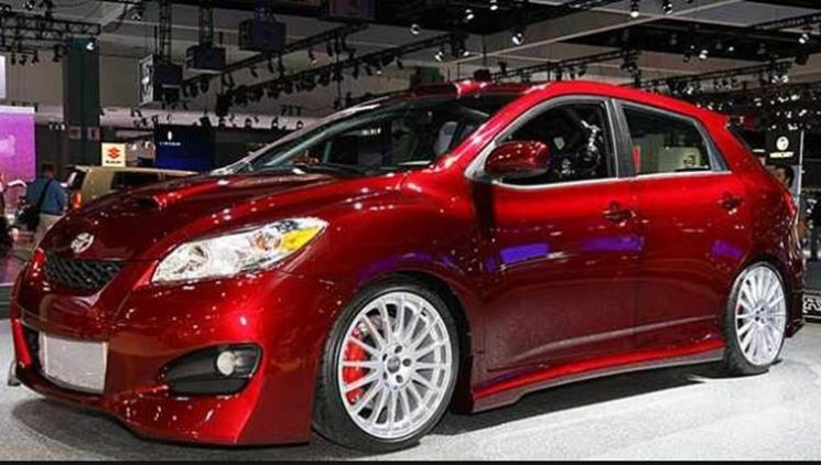 2018 Toyota Matrix Specs and Review