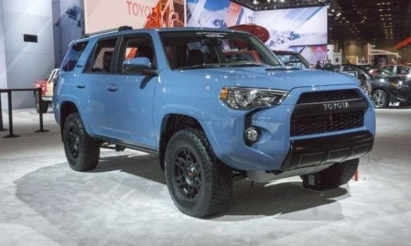 2019 4Runner Trail Release date and Specs