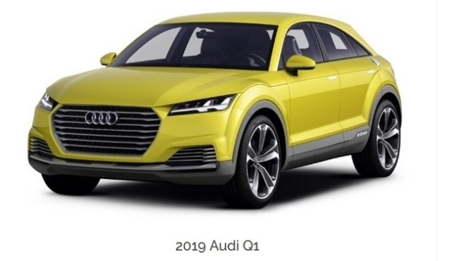 2019 Audi Q1 Interior, Exterior and Review