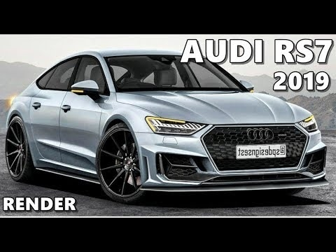 The 2019 Audi Rs7 Concept