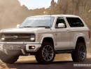 The 2019 Ford Bronco Concept New Review
