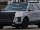 New 2019 Ford Explorer Will Have Chance First Drive