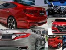 New 2019 Honda Accord Coupe Spirior Price and Release date